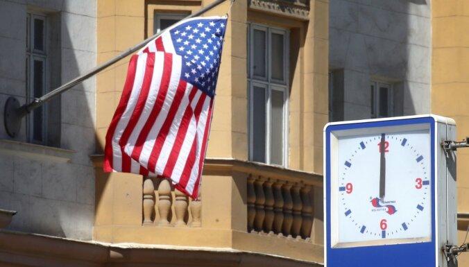 ASV aptur konsulāros pakalpojumus un vīzu izsniegšanu Krievijā