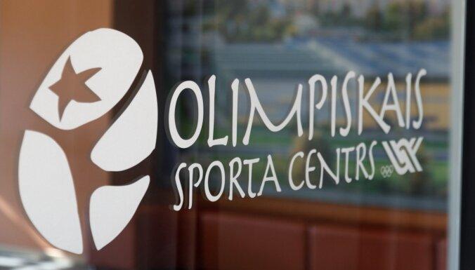 PČ hokejā Rīgā: sāk Olimpiskā sporta centra pielāgošanu čempionāta vajadzībām