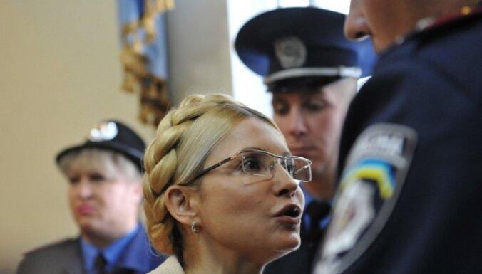 Timošenko vīrs prasa patvērumu Čehijā