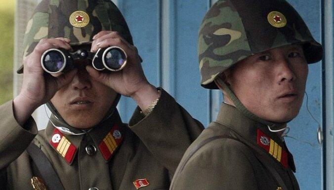 Ziemeļkorejiešu bēglis iesūdzējis Seulu par informācijas nopludināšanu
