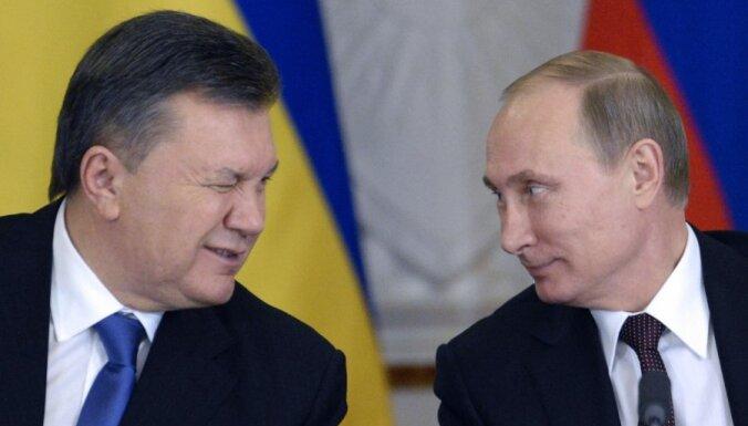 Стали известны подробности побега Януковича с Украины