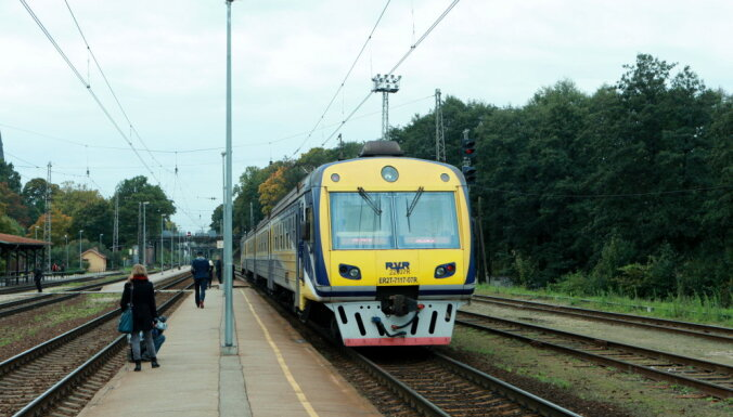 Новые пассажирские поезда для латвийцев обойдутся примерно в 200 млн евро