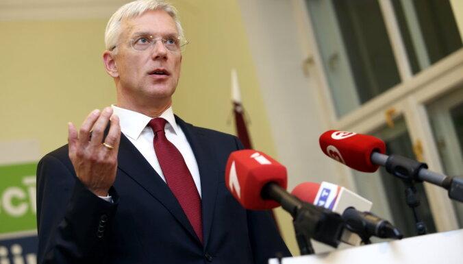 Кариньш: дальнейшие переговоры буду вести как лидер партии, но не как кандидат в премьеры