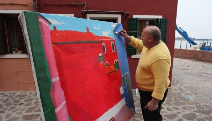 Siguldā atklās Alekseja Naumova gleznu izstādi