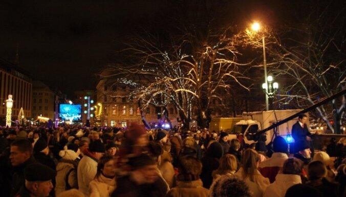 Uz gadu mijas svinībām Rīgā ieradīsies ap 10 tūkstošiem ārvalstu viesu