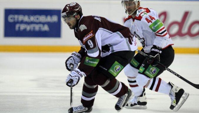 Rīgas 'Dinamo' sezonas nogali turpina ar pirmo maču pret 'Donbass'