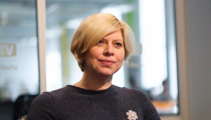 Čakša izstājusies no Latvijas Zaļās partijas; turpinās darbu ZZS frakcijā