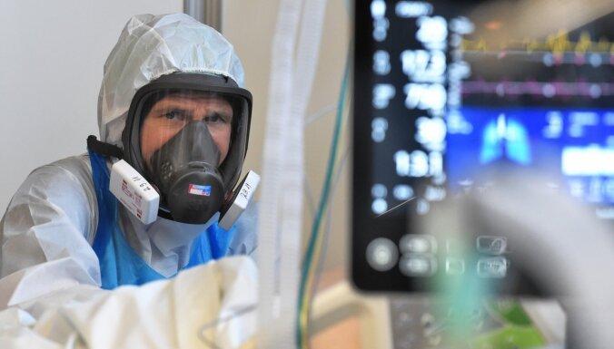 В Литве выявлено 2927 новых случаев коронавируса, в Эстонии - 579