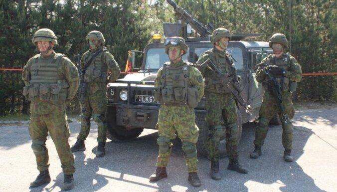 Apsver militārā poligona izveidi Nīcas novada Jūrmalciemā