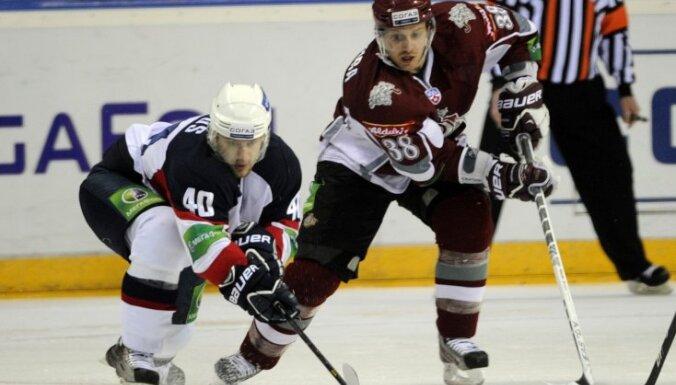 В Ригу впервые прилетел дебютант КХЛ из Владивостока