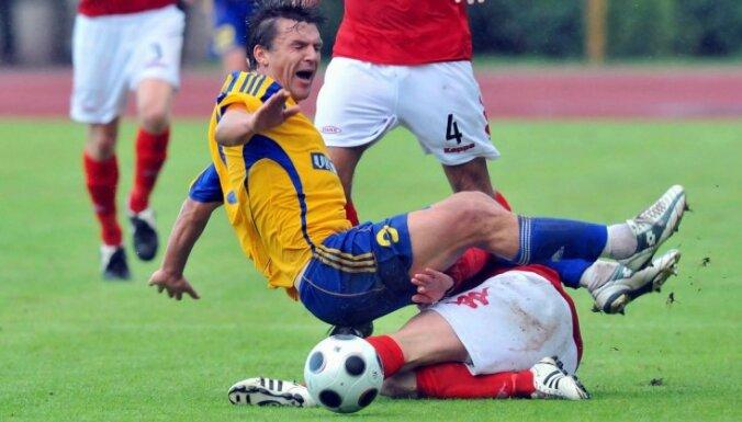 Римкус вернулся в Латвию и сразу же забил