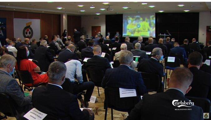Par Lietuvas Futbola federācijas prezidentu pārvēlēts Danilevičs