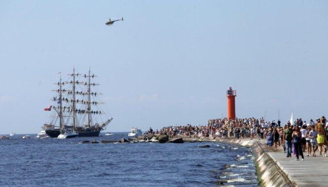 Фоторепортаж: регату в Риге посетили 1,5 млн человек