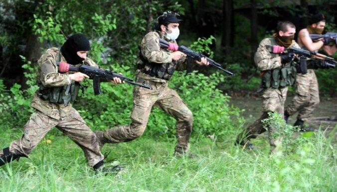 СНБО Украины обсудит введение военного положения, границу с Россией закроют