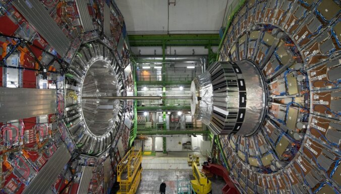 Igaunija kļuvusi par Eiropas Kodolpētniecības centra asociēto dalībvalsti