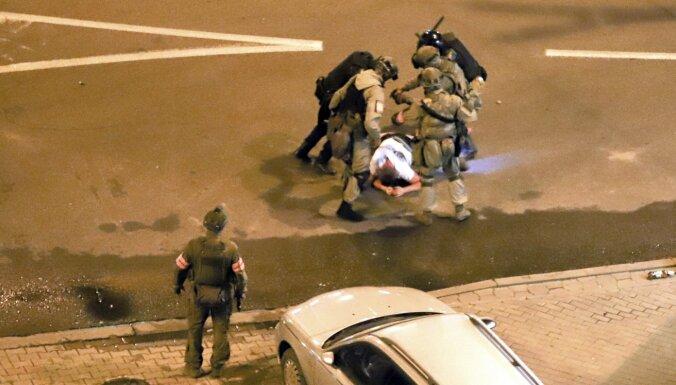 Krievijas Nacionālā gvarde līgusi palīdzēt baltkrievu miličiem pret 'ekstrēmismu'