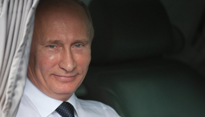 МИД Латвии отреагировало на высказывания Путина о присоединении стран Балтии к СССР