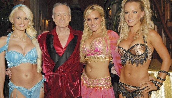 Dzīve 'Playboy' villā modeli novedusi smagā depresijā