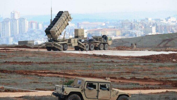 НАТО выведет американские системы ПВО из Турции