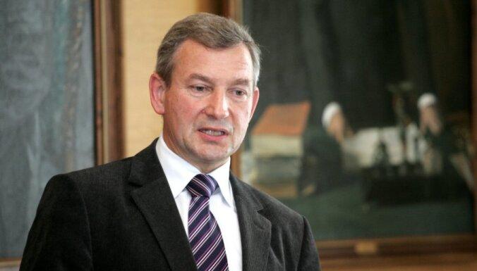 Президентом Академии наук избран Ояр Спаритис