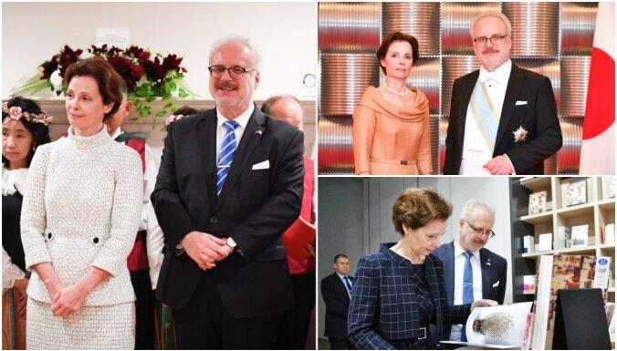 Жена президента Левитса будет работать гинекологом в медицинском центре ARS