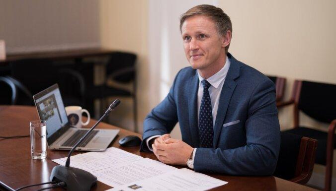 Saeimas Ārlietu komisija pauž atbalstu kolēģiem no Ukrainas