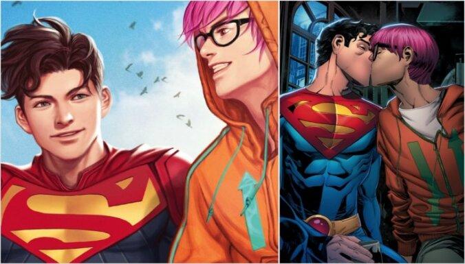 Новый Супермен будет бисексуалом. DC Comics рассказало об однополых отношениях Джона Кента