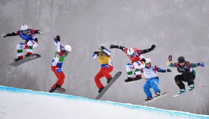 У России — первая в истории медаль Олимпиады в борд-кроссе