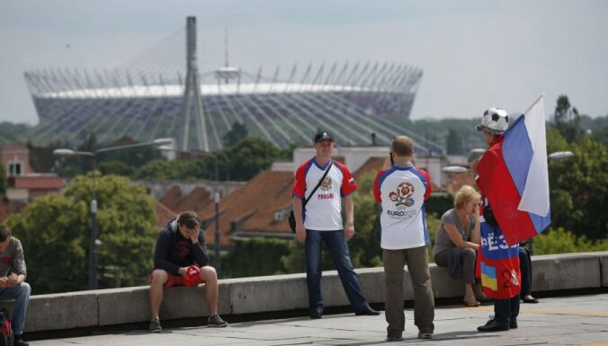 В Польше освобождены четверо российских фанов, под стражей остались трое
