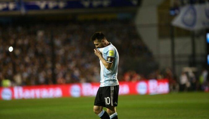 ВИДЕО: Чудовищный промах Месси. Аргентина рискует не попасть на ЧМ-2018 в Россию