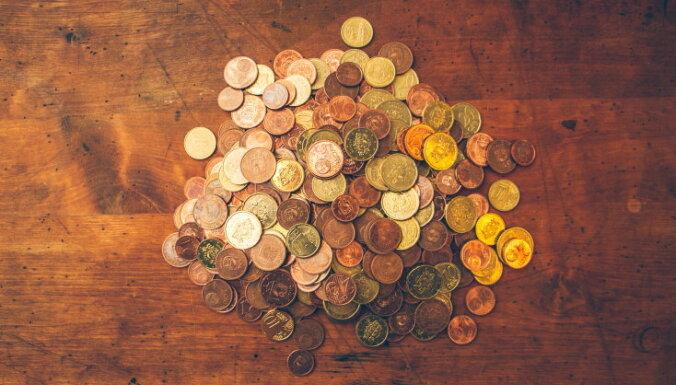 В Эстонии планируют отказаться от монет номиналом 1 и 2 евроцента