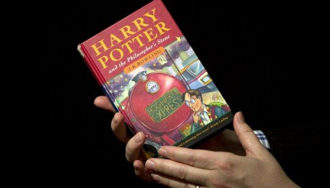 Katoļu skolā ASV pēc eksorcistu ieteikuma aizliegtas grāmatas par Hariju Poteru