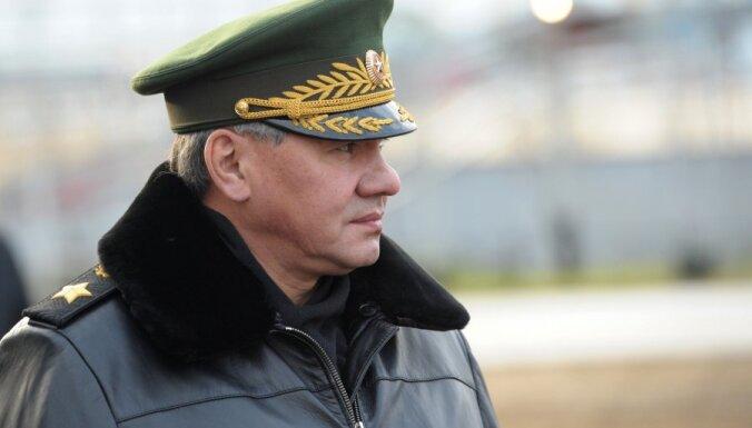 "Шойгу: армия РФ в Сирии может ""дойти до Евфрата"""