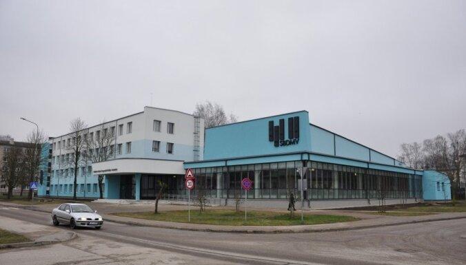 Foto: Pabeigta fasādes atjaunošana un uzlabota energoefektivitāte Staņislava Broka Daugavpils Mūzikas vidusskolai