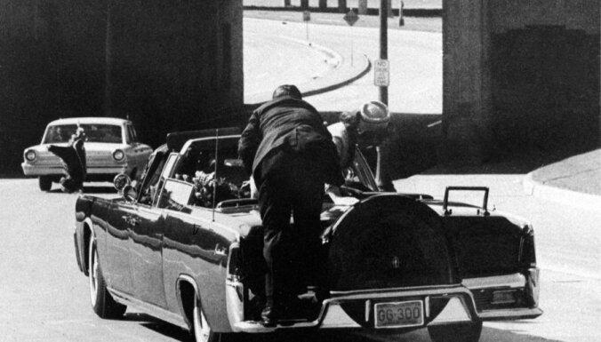 Трамп скрыл часть файлов по убийству Кеннеди под давлением ЦРУ