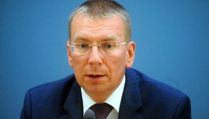 Ринкевич уверен, что США будут защищать Латвию и в случае победы Трампа