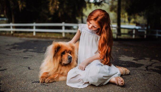 Aicina bērnus bez maksas apgūt praktiskas zināšanas par drošu komunikāciju ar suni