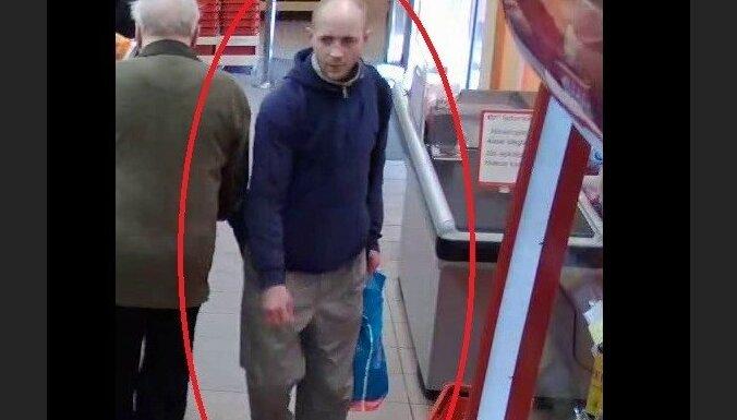 Полиция разыскивает подозреваемого в серии магазинных краж