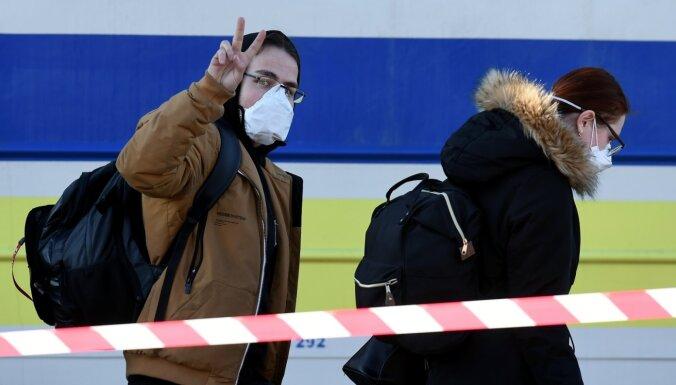 За ближайшую неделю Латвия получит более 4 млн дополнительных масок и респираторов
