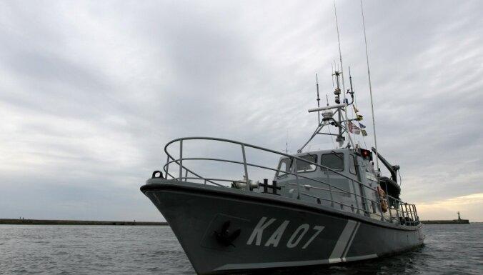 Otrdien no kuģa 'Lady Sema' evakuēts cilvēks