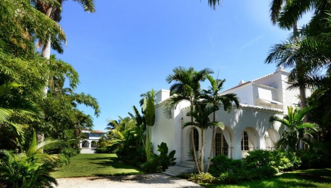 В Майами выставили на продажу особняк босса мафии Аль Капоне