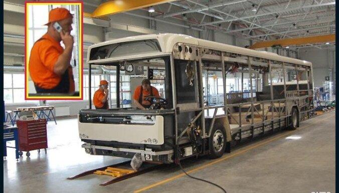 Jelgavas pilsēta saņems Latvijā ražotus autobusus
