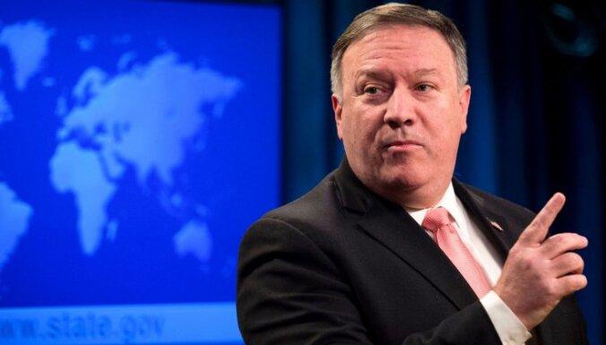 Помпео обвинил Россию и Кубу в причастности к кризису в Венесуэле