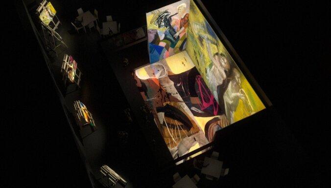 """В Риге открывается мультимедийная выставка работ Иеронима Босха """"Аллегории. Тайные знаки"""""""