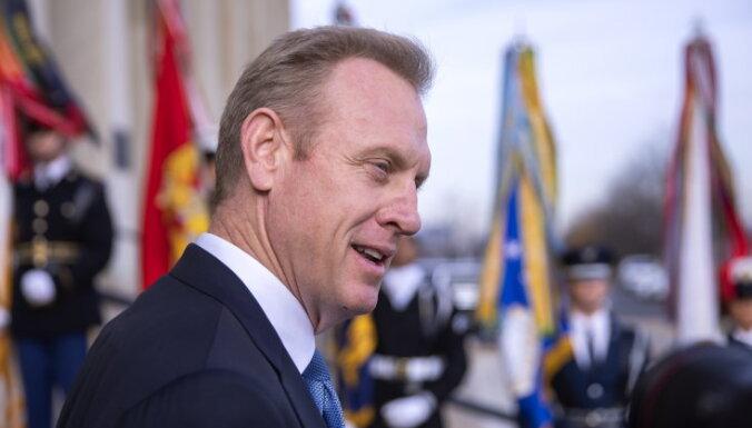 Трамп назвал преемника Мэттиса на посту главы Пентагона