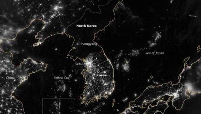 Ziemeļkoreja un Dienvidkoreja krīzes sarunās panākušas vienošanos
