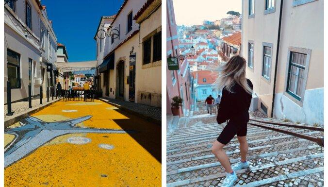 Meklējot slavenās portugāļu krēmkūciņas recepti jeb ko apskatīt Lisabonā?