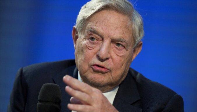 Джордж Сорос: Евросоюз может распасться, как СССР