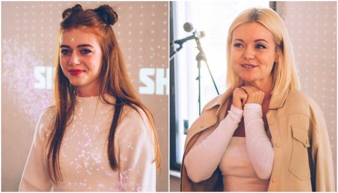 Pasaulslavenās 'TikTok' māsiņas Elīna un Lida savu šovu turpmāk veidos latviski