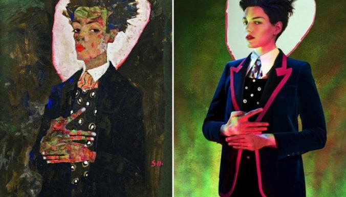 Искусствовед Маша Швец уверена — модные журналы рассказывают, о чем мы мечтаем и на кого хотим равняться